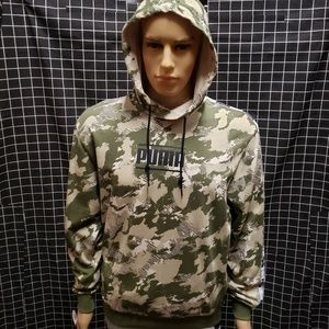 Men's Camo Pack All Over Print Hoodie